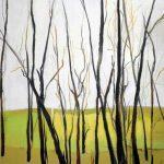 Sara Paxton Artwoks-Saplings-30x30cm