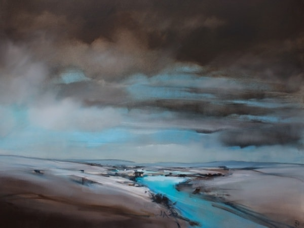 River Valley - 120x90cm