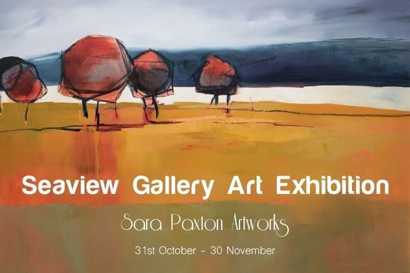 Sara Paxton Art Gallery Exhibition_Seaview Gallery