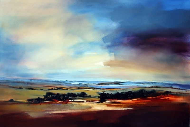 Panoramic Landscape - 150x100cm