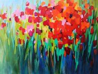 Sara Paxton Artworks high quality giclee print joy