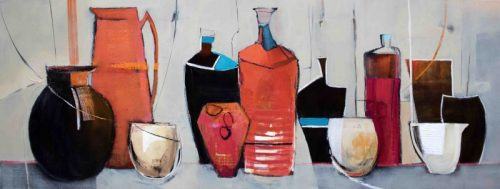 Jugs & Jars - Sara Paxton Artworks