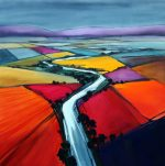 Upstream - Sara Paxton Artworks