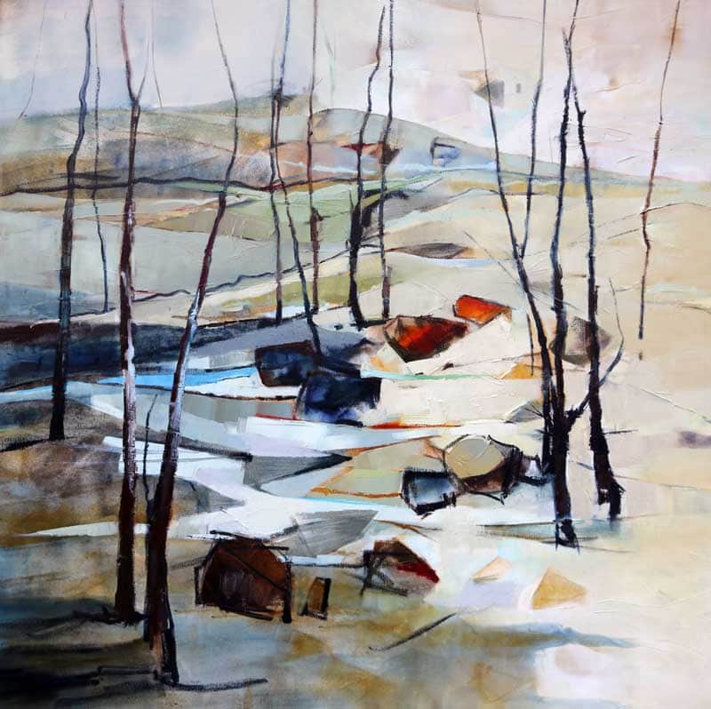 Gift of Nature 122x122cm