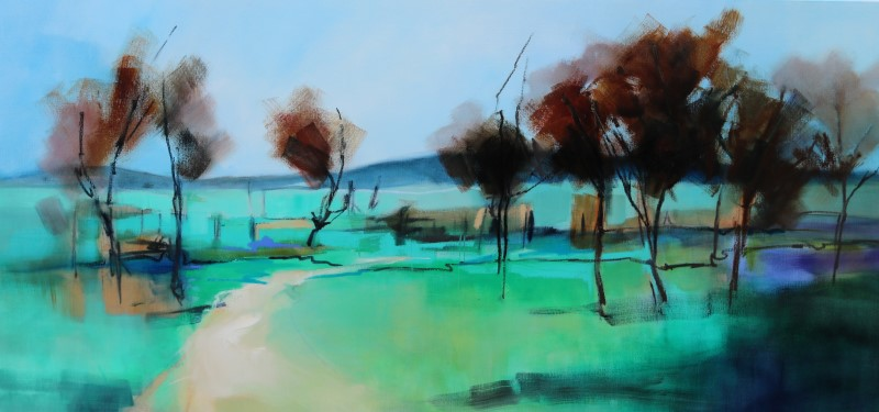 On the Fenceline - Sara Paxton Artworks