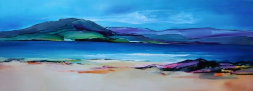Beach View by Sara Paxton Artworks