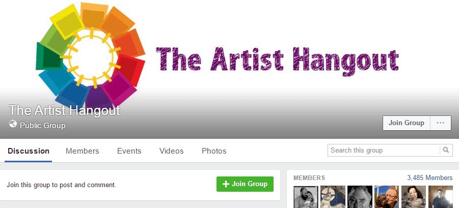 The Artist Hangout