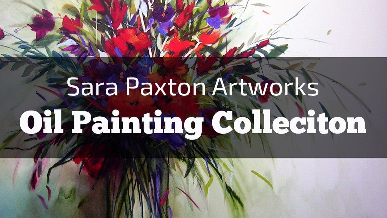 Oil Painting Collection-Sara Paxton Artworks