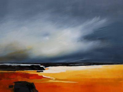 Black Rocks by Sara Paxton Artworks