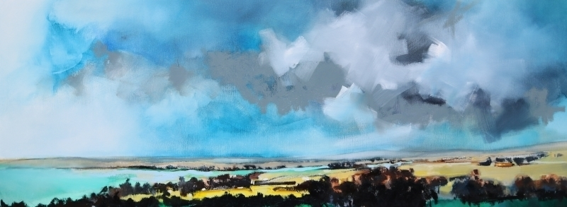 Beneath the Clouds 160x60cm SP