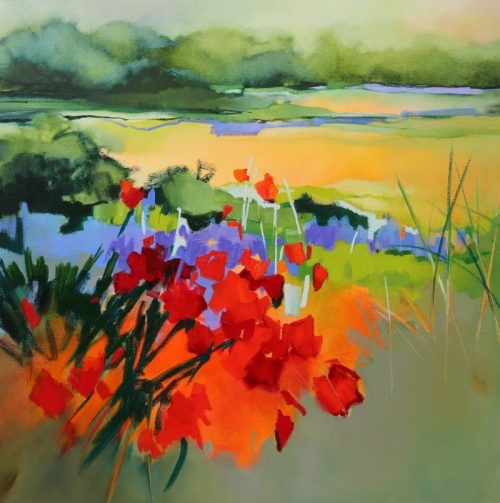 How To Make Oil Paints Dry Faster - Sara Paxton Artworks